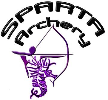Sparta archery club logo WEB
